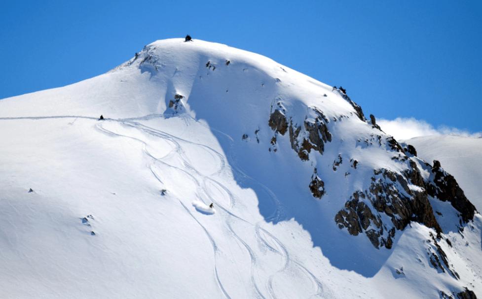 Pruebas de acceso esquí o snowboard - freeride 1
