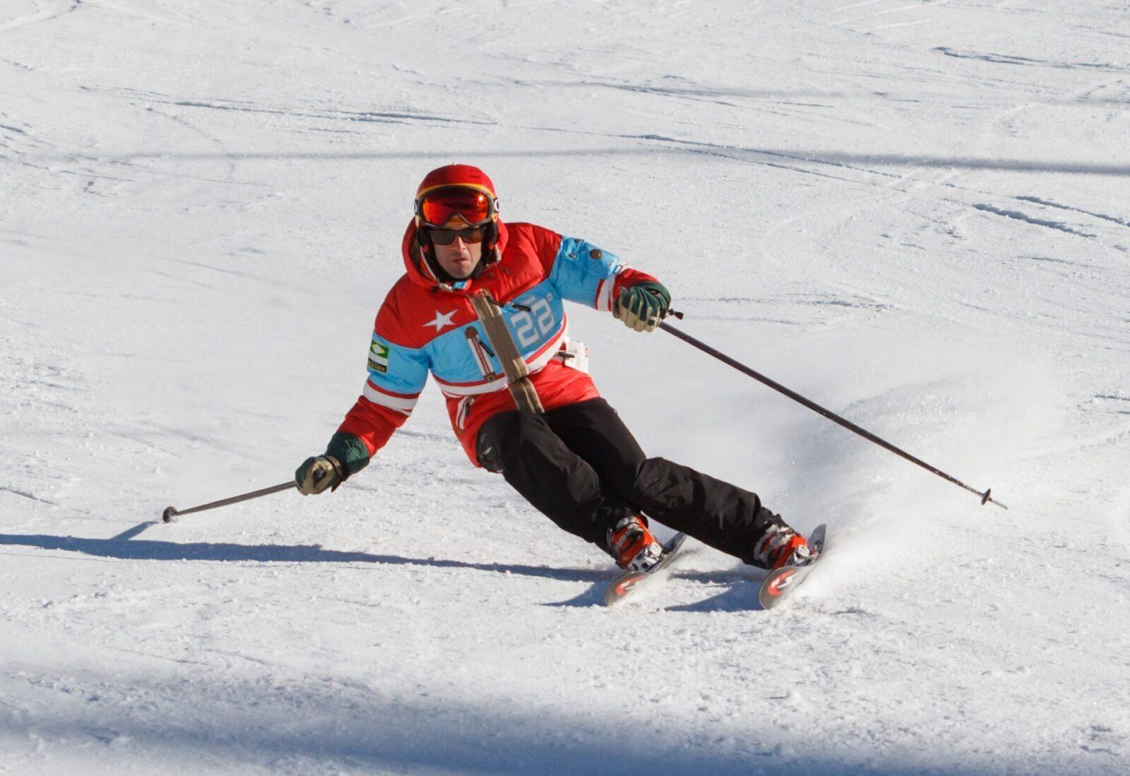 Pruebas de acceso esquí o snowboard - race 2