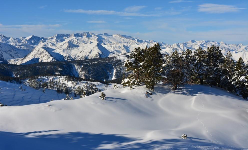 ¡ El primer día de esquí !
