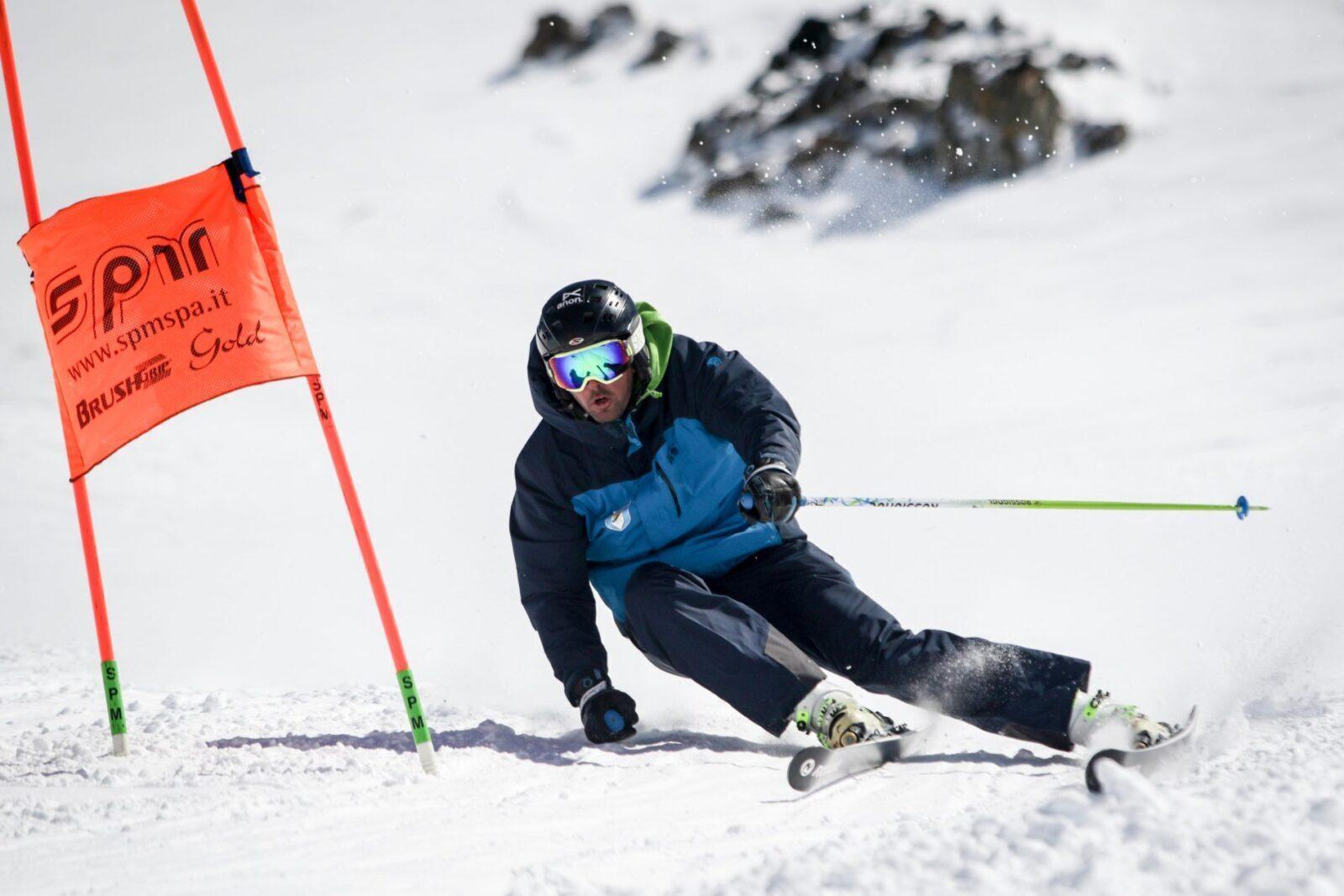 Pruebas de acceso esquí o snowboard - baqueira base