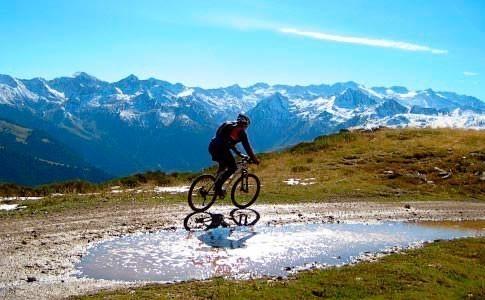 visitar Vielha ruta bicicleta