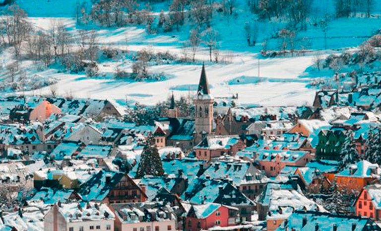Visitar Vielha. Actividades para hacer en el Pirineo.
