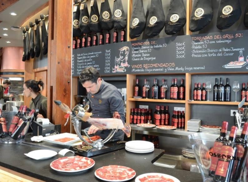 Restaurantes en Baqueira-Beret - 5 jotas en Baqueira