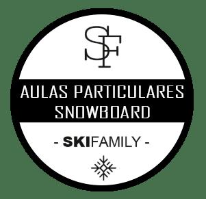 Aulas particulares snowboard
