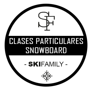 CLASES PARTICULARES SNOWBOARD BAQUEIRA