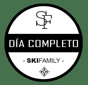 DIA COMPLETO CLASES ESQUI BAQUEIRA