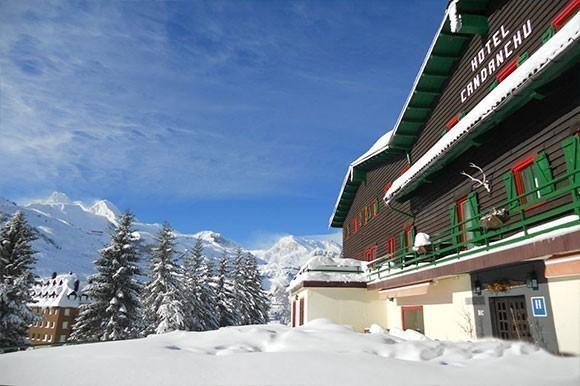 Hotel-Candanchu