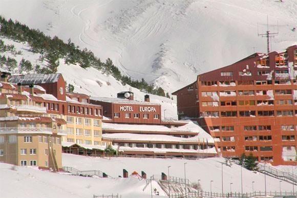 Hotel Europa Astun